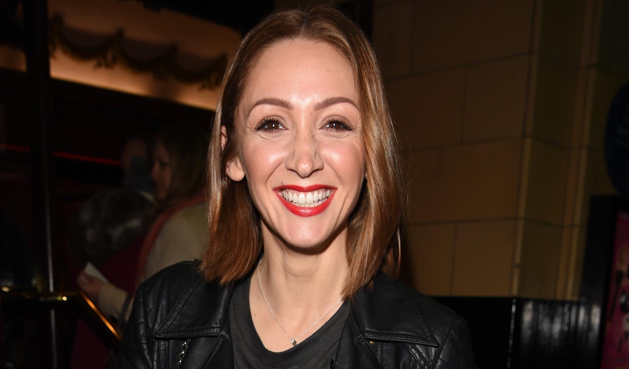 Lucy-Jo Hudson's partner seemingly responds to ex Alan Halsall's stinging social media comment