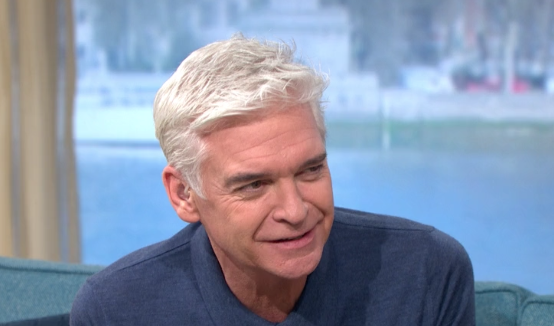 Phillip Schofield congratulated by Brian Cox for coming out as gay