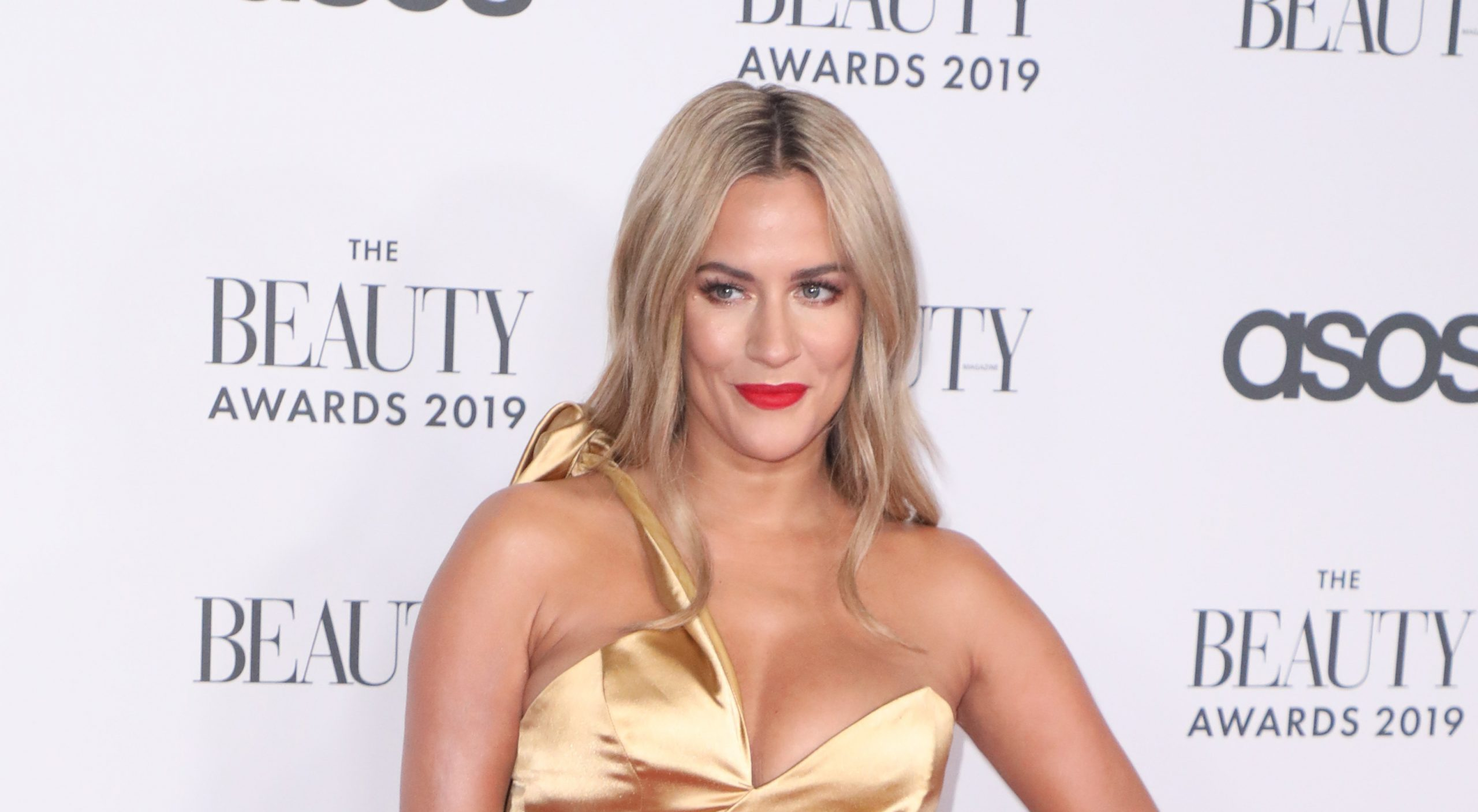 Fans in tears as London Underground-style board pays touching tribute to Caroline Flack