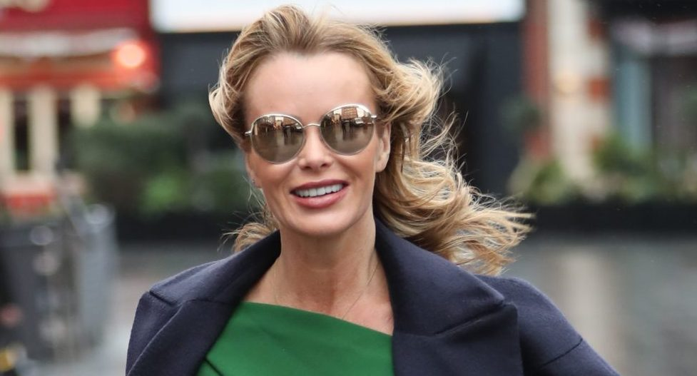 Amanda Holden is the ultimate bargain hunter as she stuns in Zara outfit that costs just £14