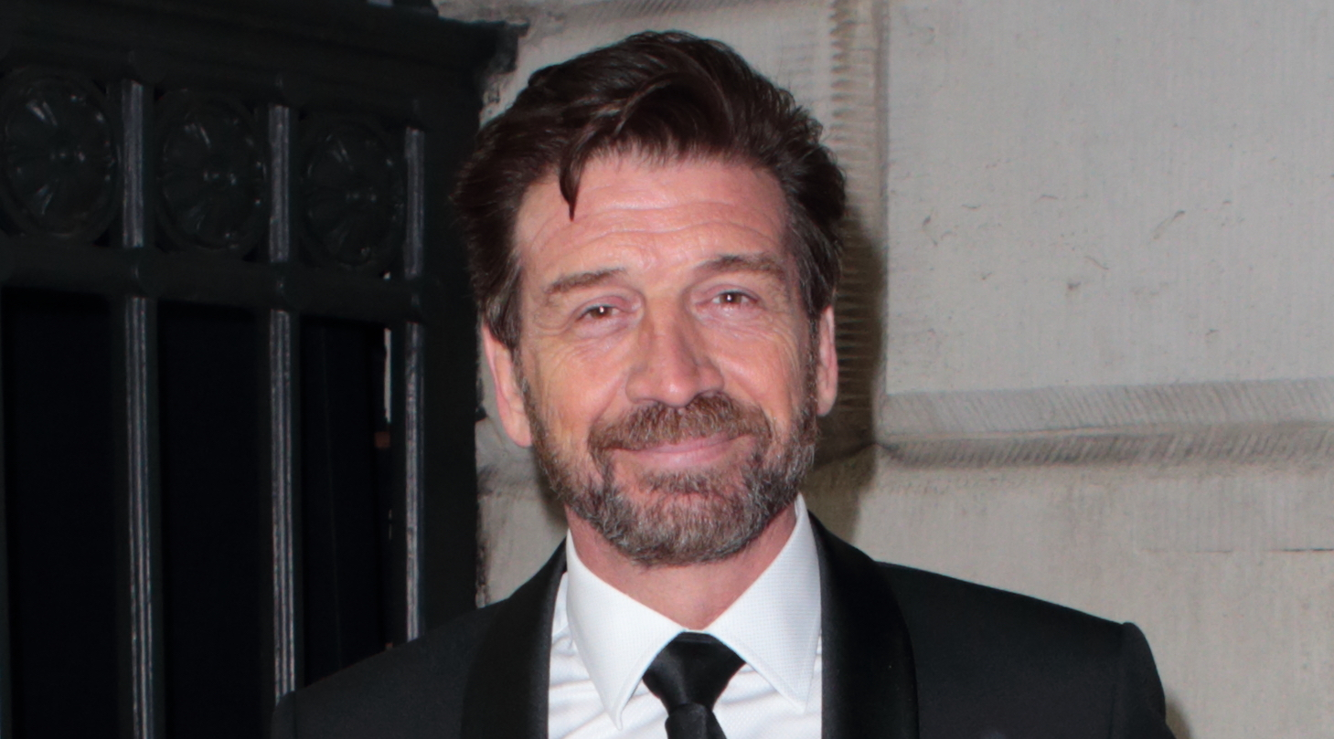 Nick Knowles sends fans wild as he shares selfie with eldest son Charles