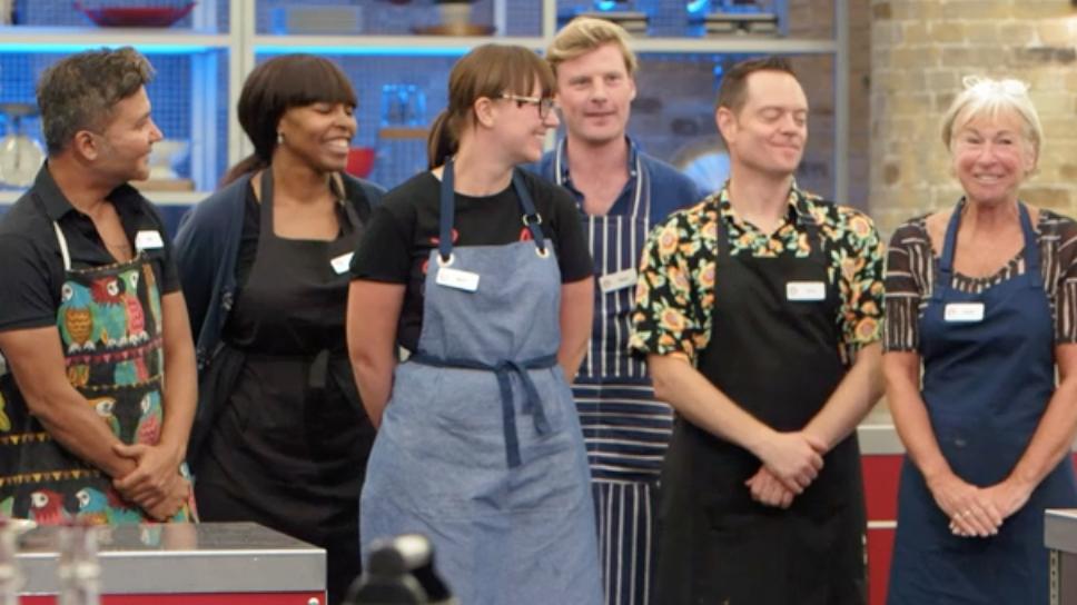 masterchef season 16 episode 1 teddy contestants