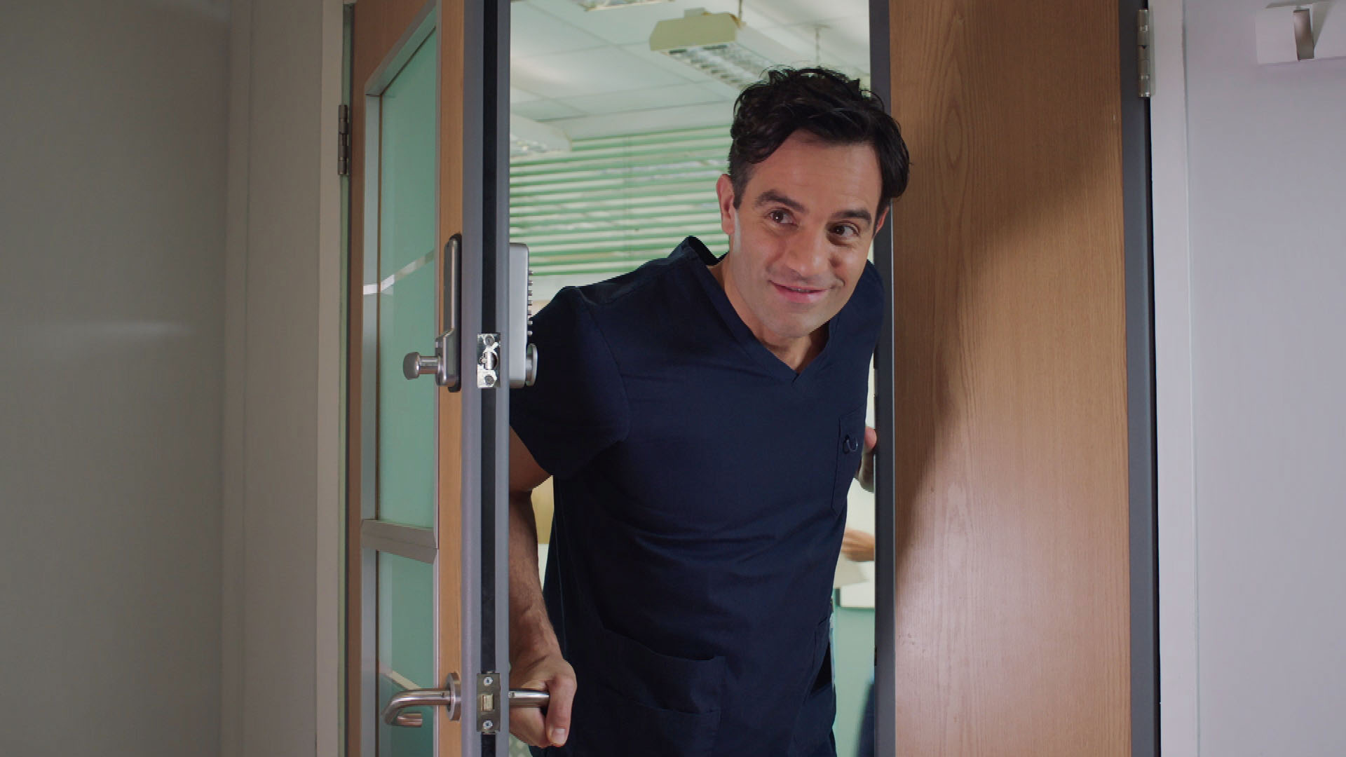 There's a double bill of Holby City this week!