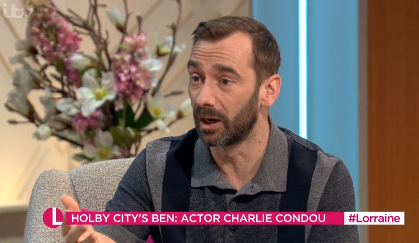 Charlie Condou hints he will return to Holby City after short stint