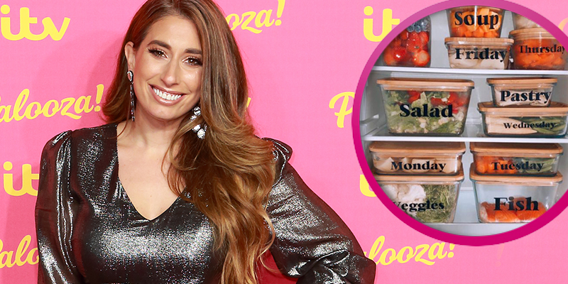 Stacey Solomon fans are obsessed with the contents of her fridge!