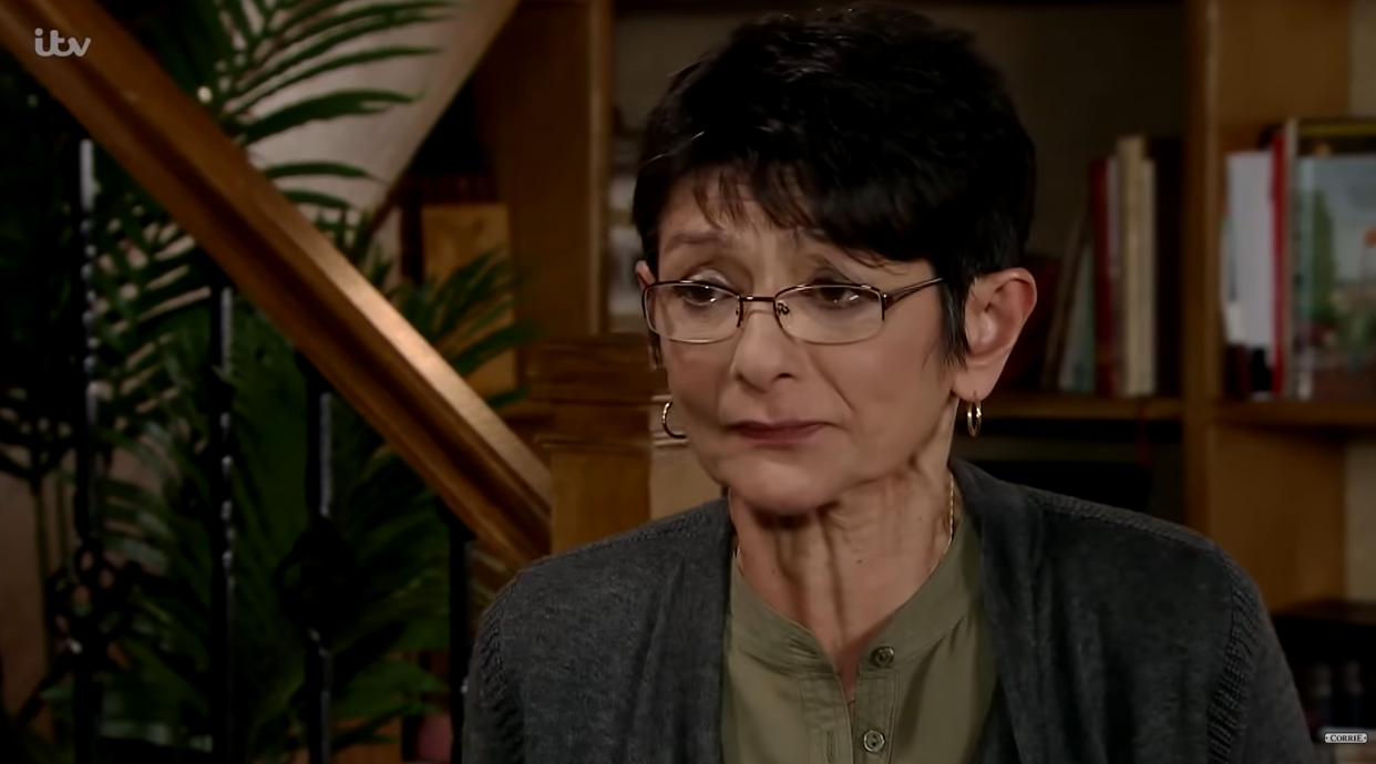 Coronation Street SPOILERS: Yasmeen 'in real danger when she tries to leave Geoff'