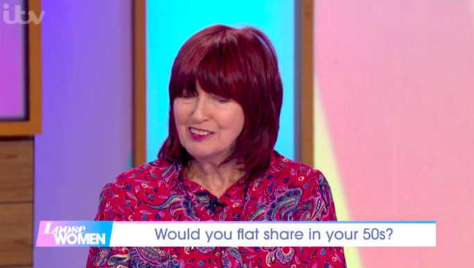 Janet Street Porter reveals she had sex with lodger instead of charging him rent