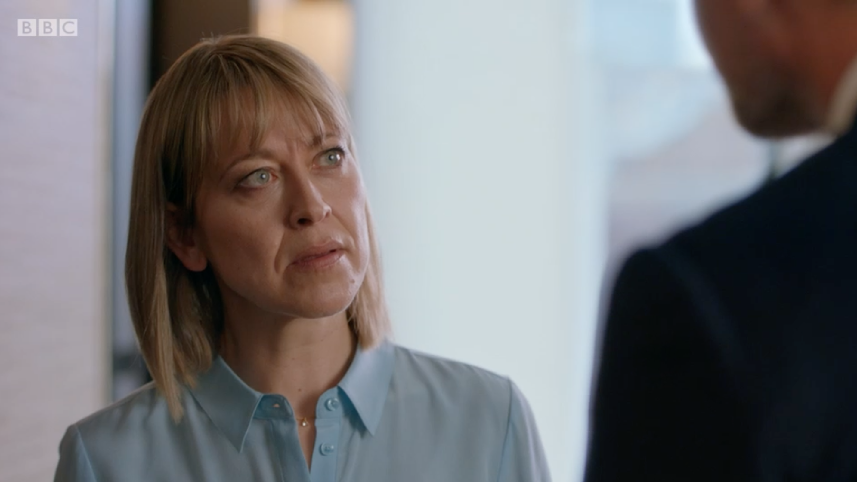 The Split viewers turn on Hannah's secret lover Christie after his frustration boils over