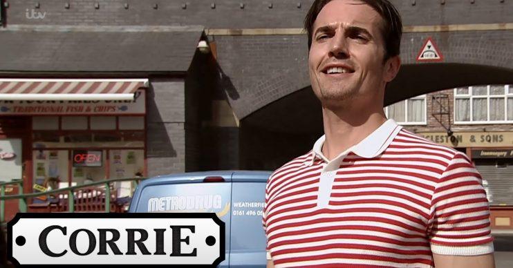 Matt Milburn as Tommy Orpington Corrie