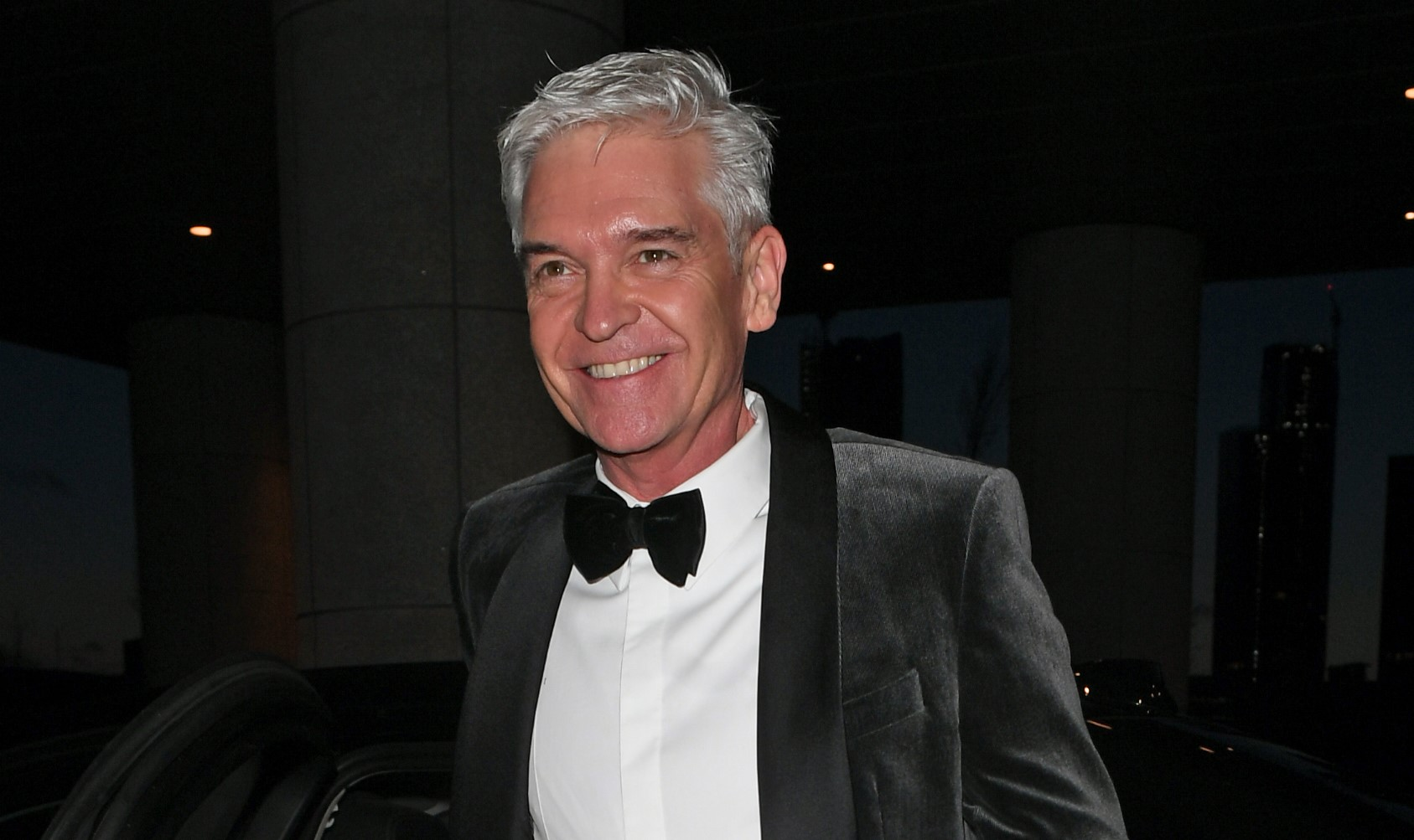 Phillip Schofield's 'millions are as safe as houses after launching property firm with wife'