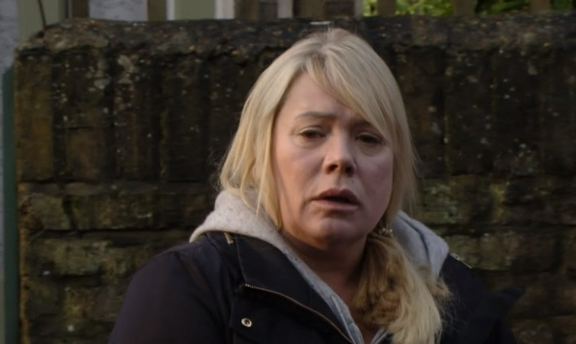 EastEnders fans think Sharon will give up Kayden for adoption