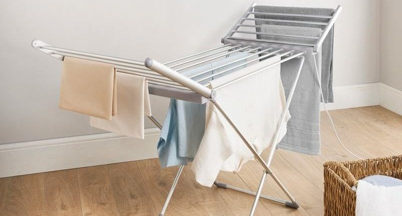 B&M is selling a heated clothes airer for just £1 and shoppers are going crazy for it