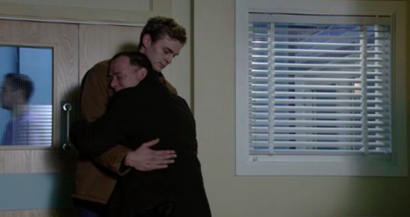 Ian and Peter Beale