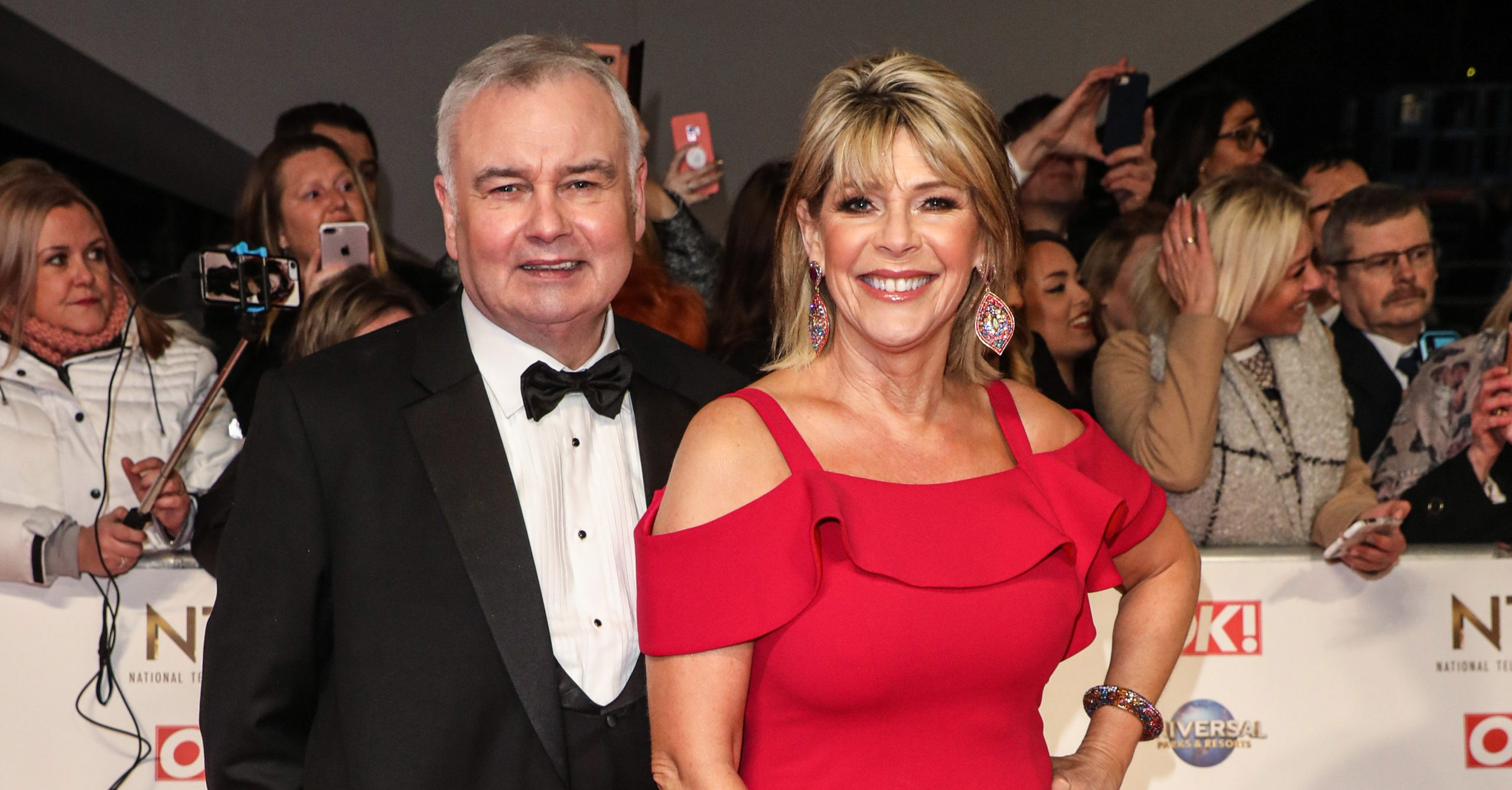 Eamonn Holmes and Ruth Langsford celebrate son Jack's 18th birthday with sweet tributes