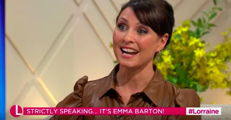 Emma Barton on Lorraine