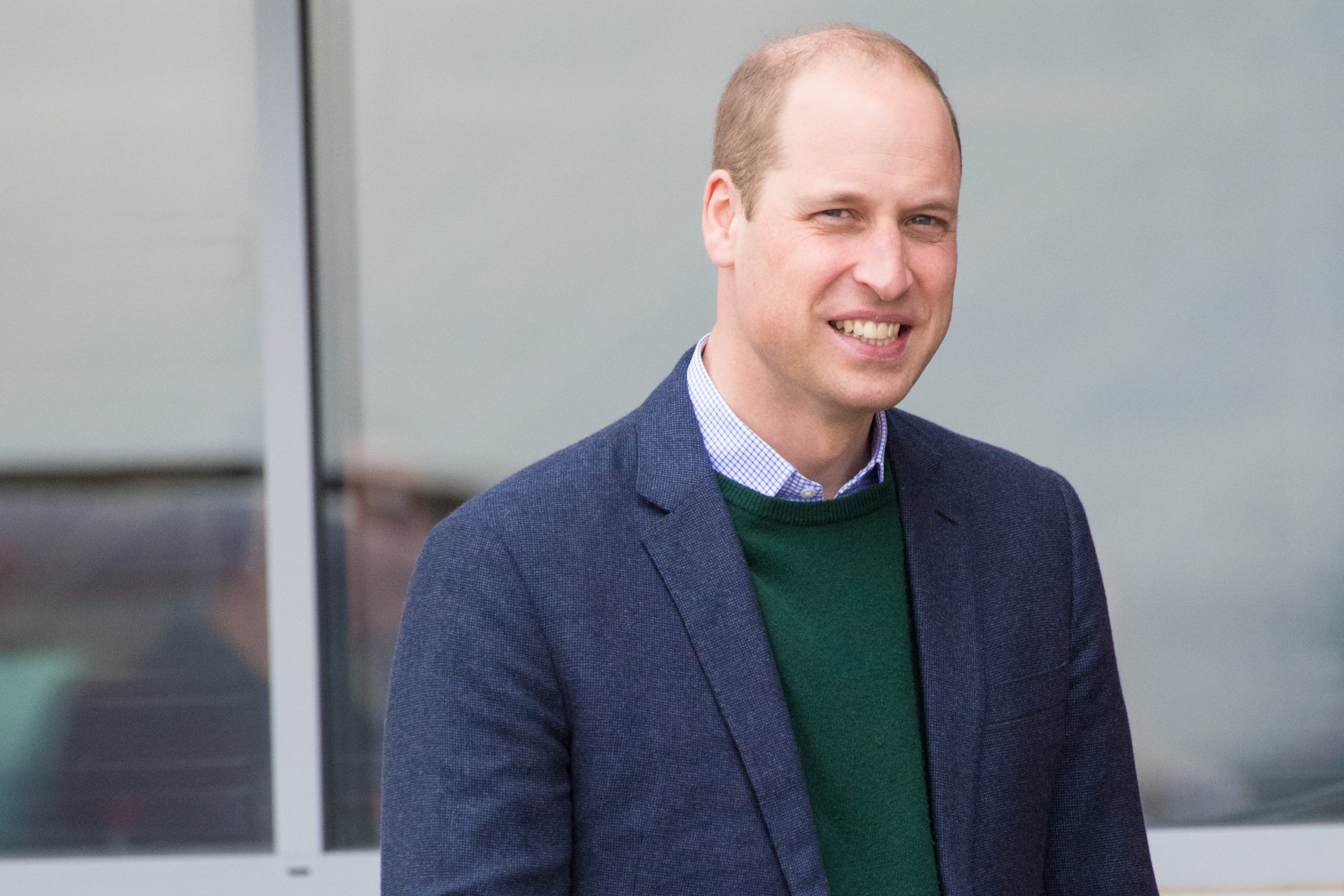 Prince William hopes to impress son George with latest royal engagement