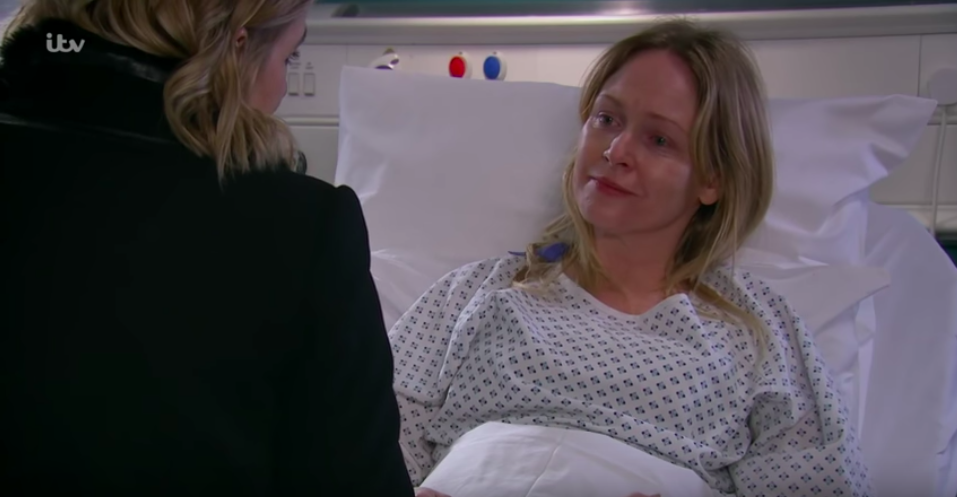 Emmerdale fans 'broken' as Charity plans her future with Vanessa unaware she has cancer