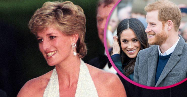 Princess Diana/Meghan and Harry