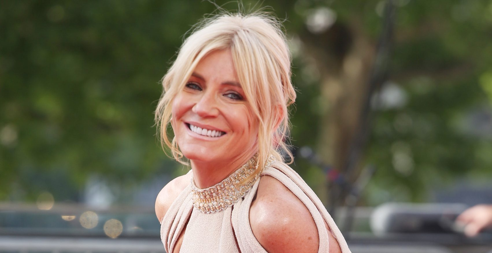 Michelle Collins didn't receive an invite to EastEnders 35th anniversary party