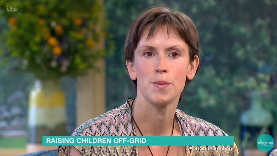 Adele Allen on This Morning