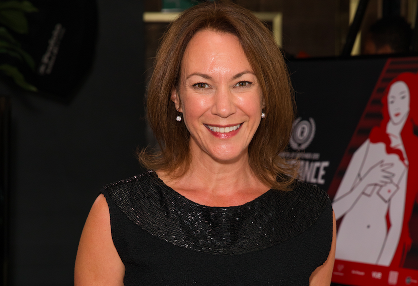 EastEnders' Tanya Franks teases more death in Albert Square with behind-the-scenes photo