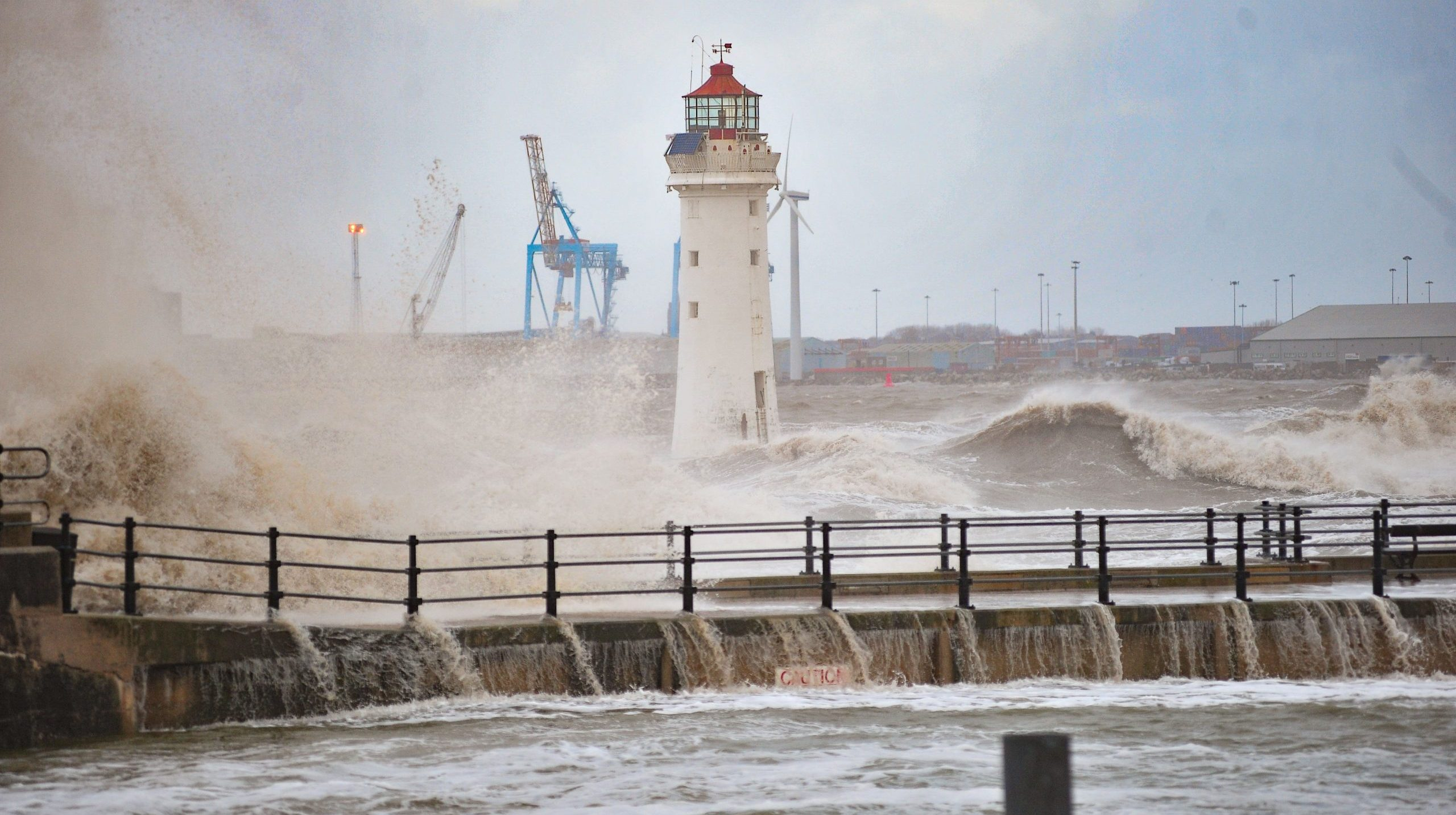 UK weather: 'Danger to life' warning as Storm Jorge batters Britain with 70mph winds and heavy rain