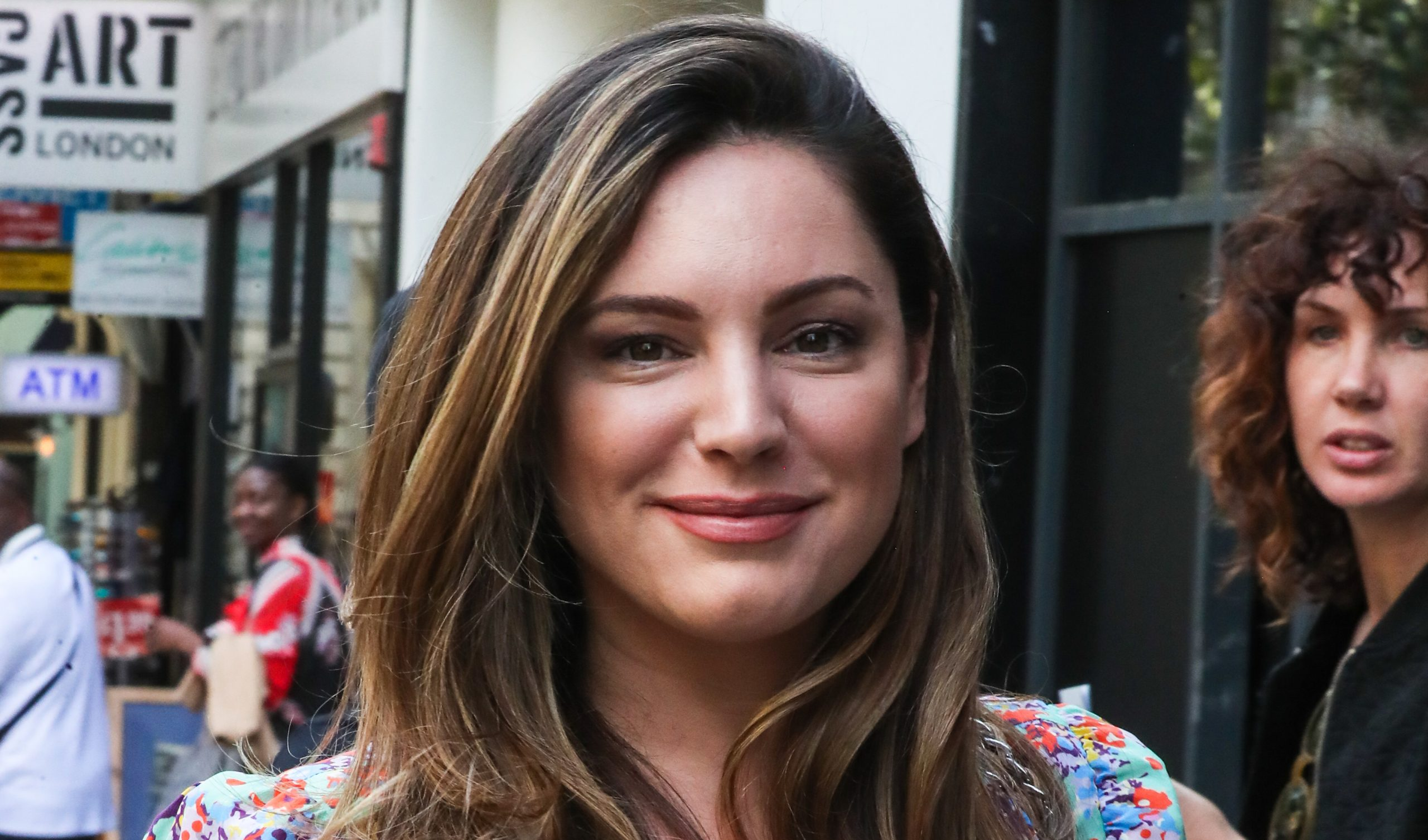 Kelly Brook insists she loves her curves and cellulite in fight back against trolls