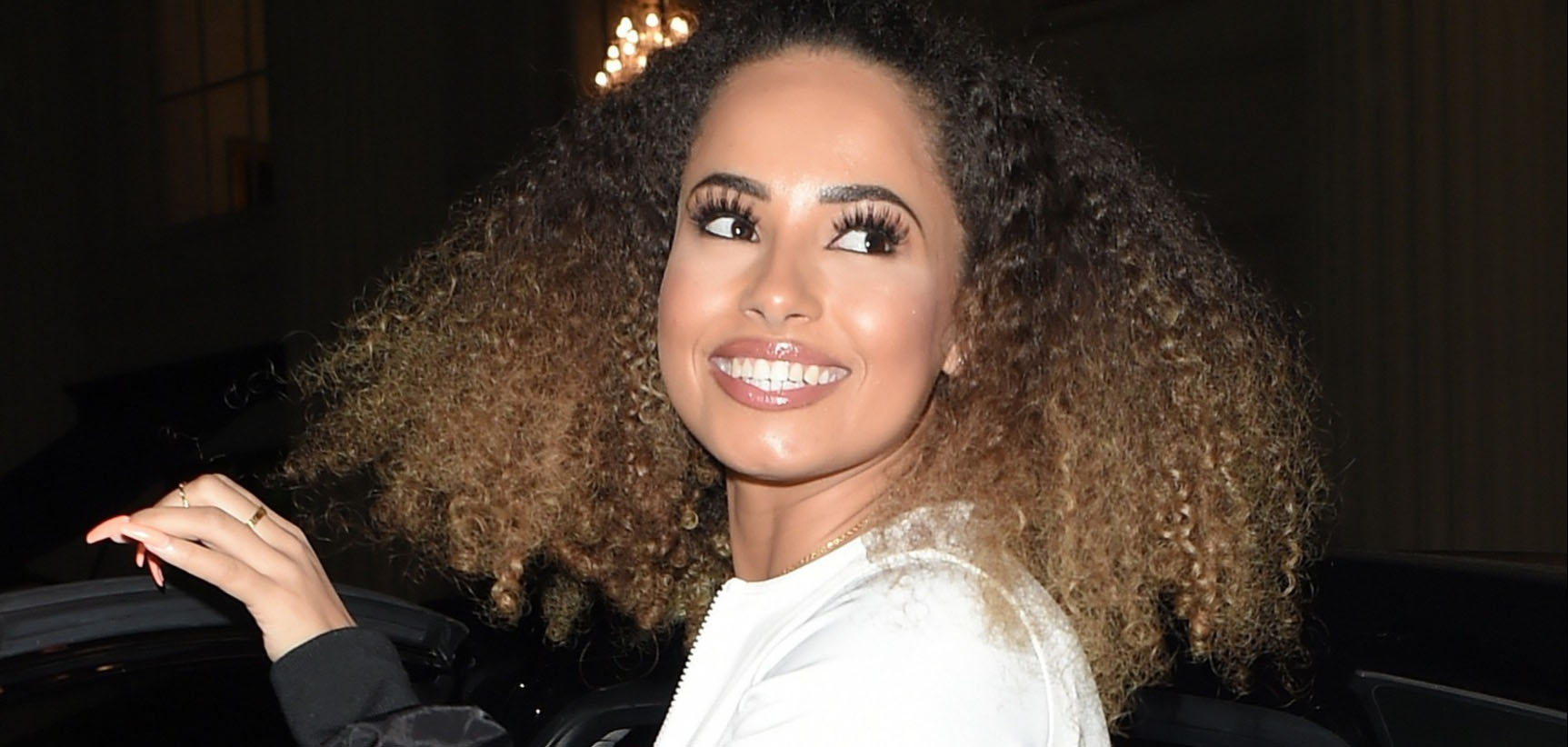 Love Island winner Amber Gill donates fashion edit profits to mental health charity