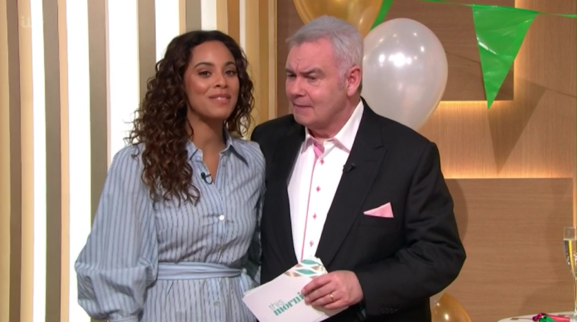 This Morning viewers baffled as Ruth Langsford is replaced by Rochelle Humes