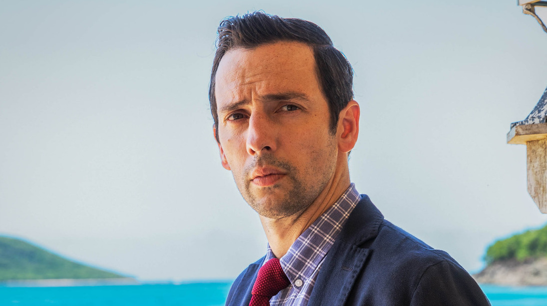 Ralf Little to stay in the next series of Death In Paradise after exit fears