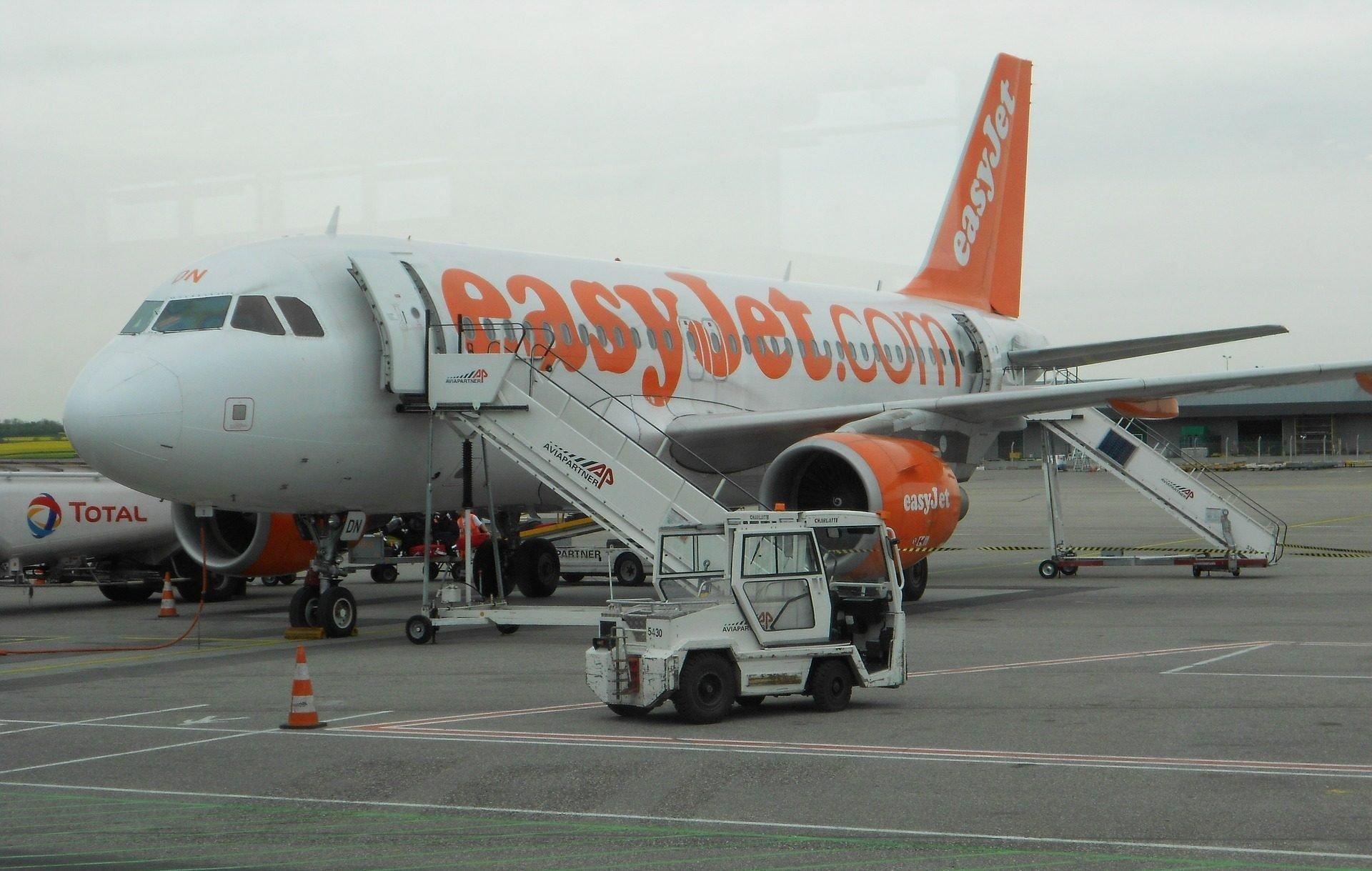 EasyJet passengers arrested after 'violent' brawl left plane's cabin 'covered in blood'
