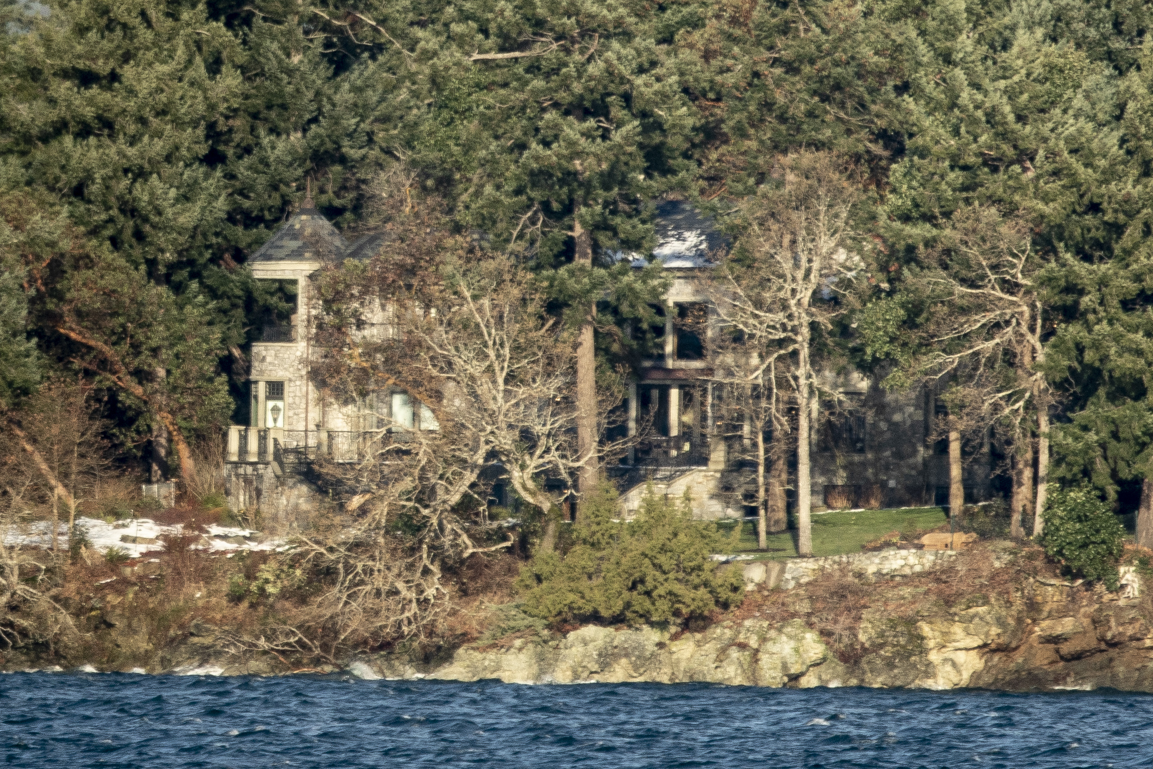 Prince Harry and Meghan Markle's house on Vancouver Island, Canada