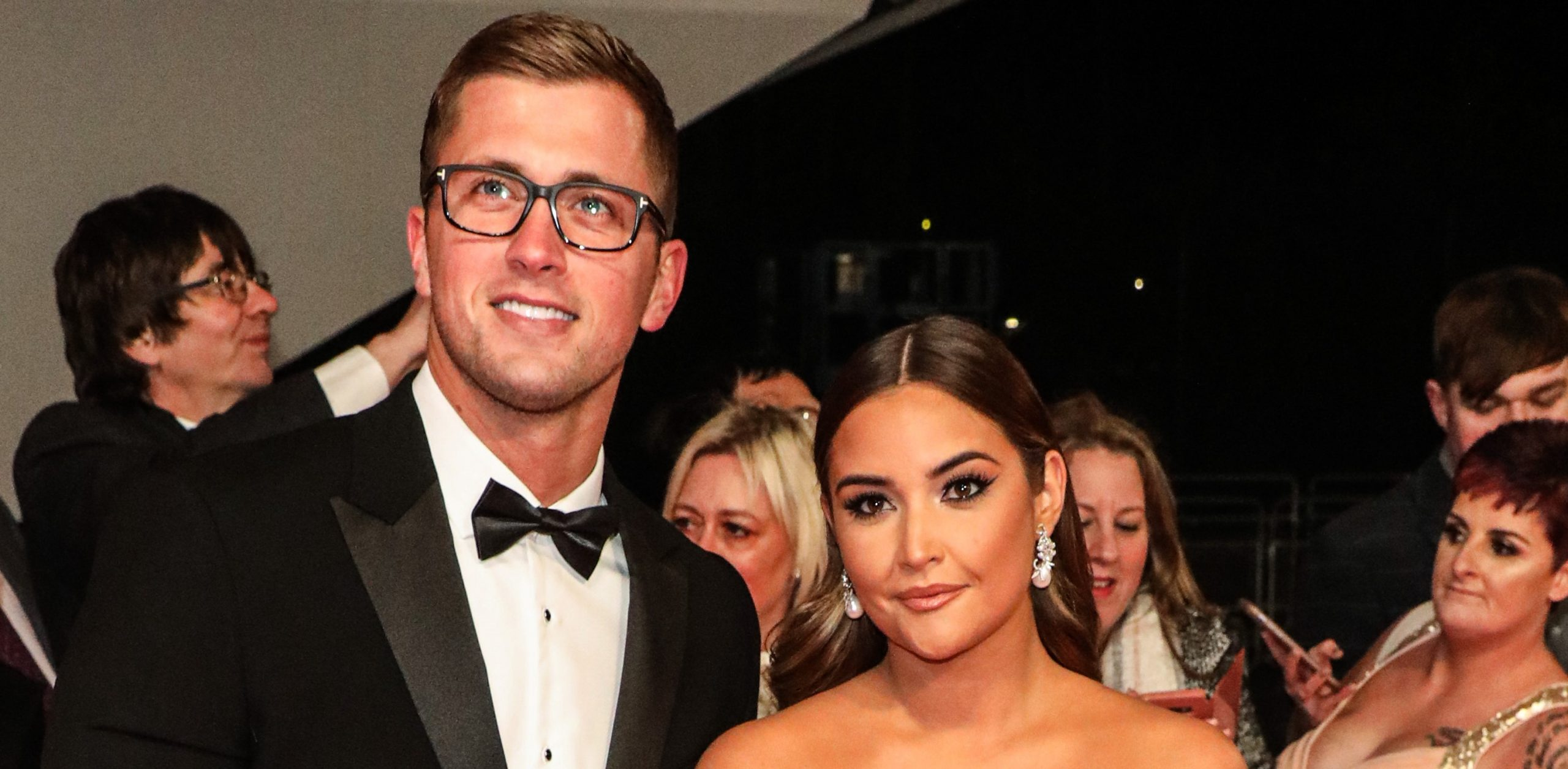 Dan Osborne and Jacqueline Jossa slam claims they had 'furious row' at her fashion line launch