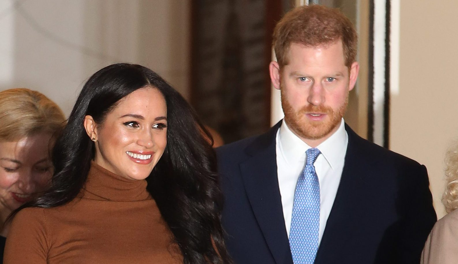 Duke and Duchess of Sussex named among 'most boring' conversation topics