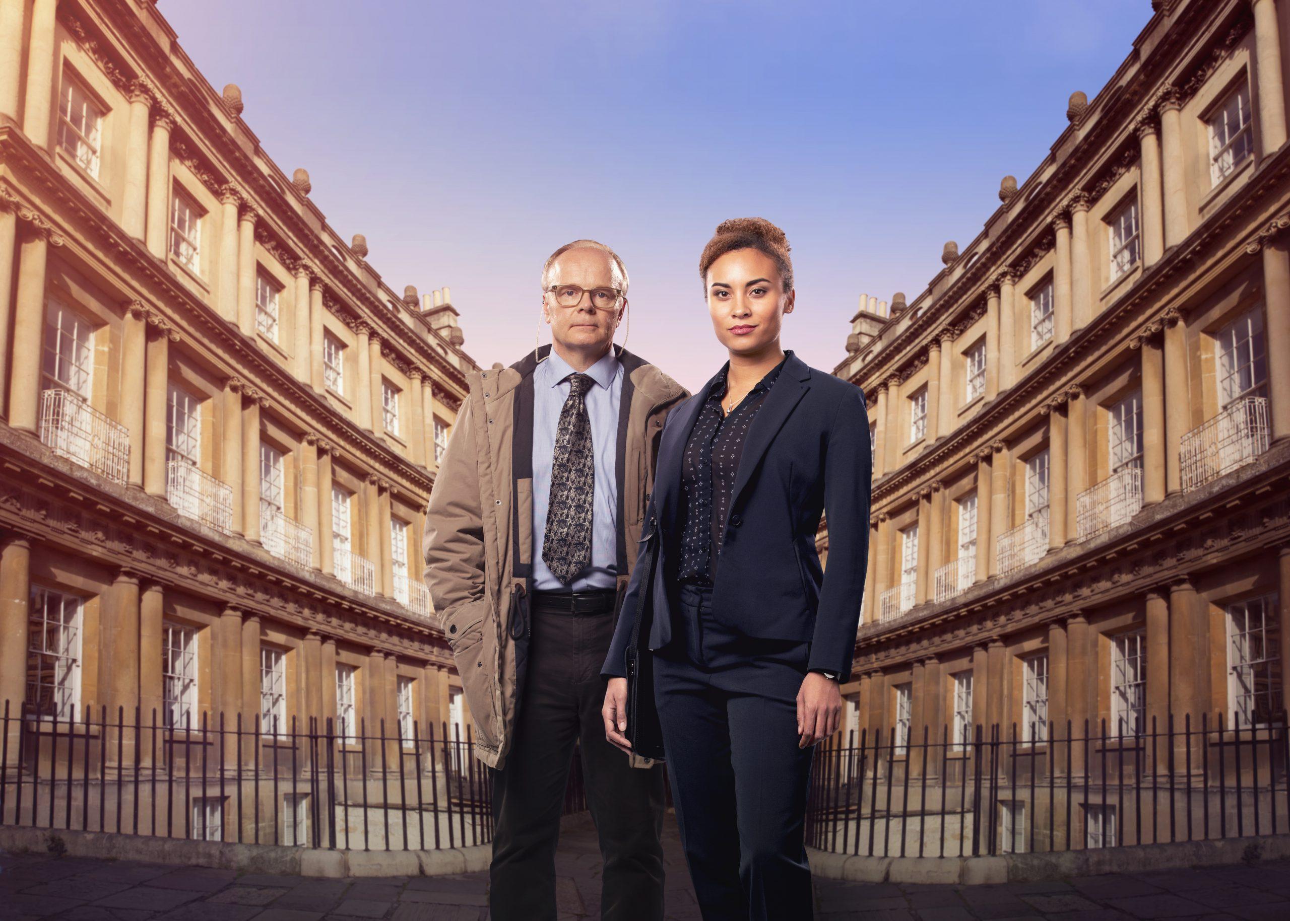 McDonald & Dodds begins filming series 3