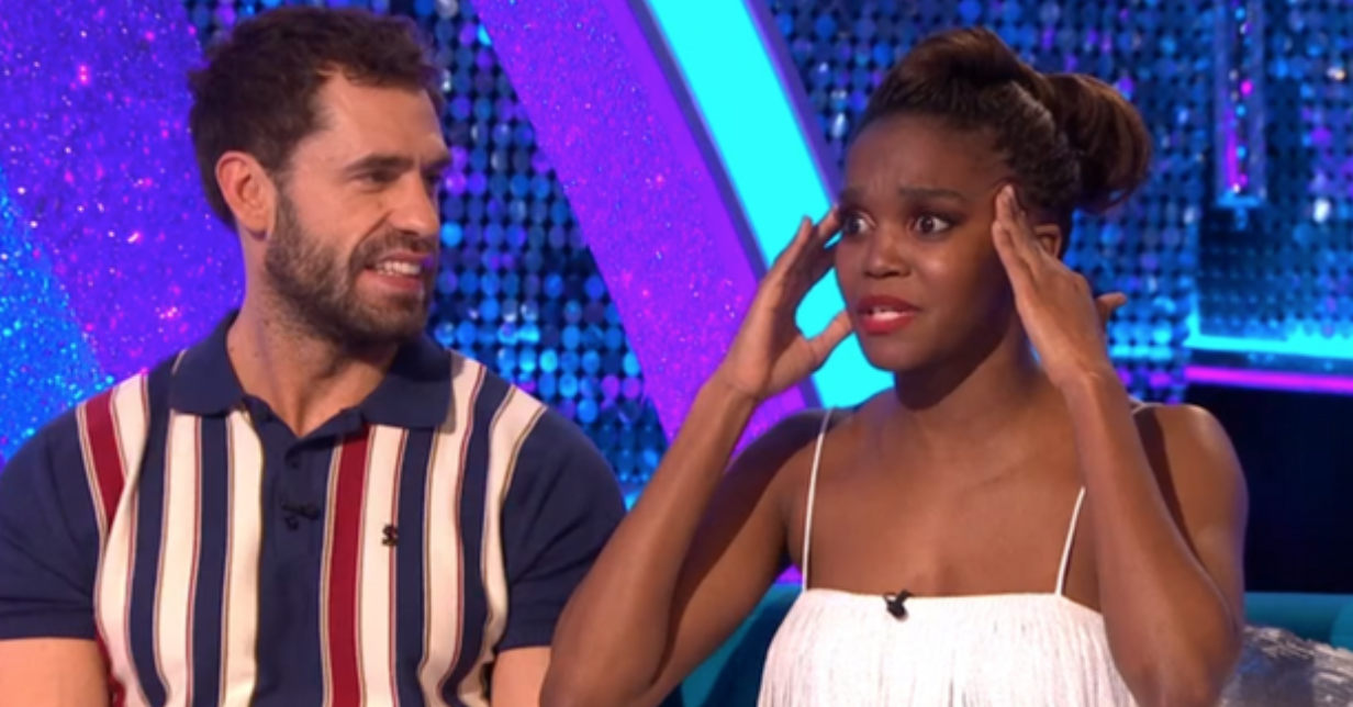 Strictly Come Dancing's Oti Mabuse has reportedly asked bosses for an older dance partner