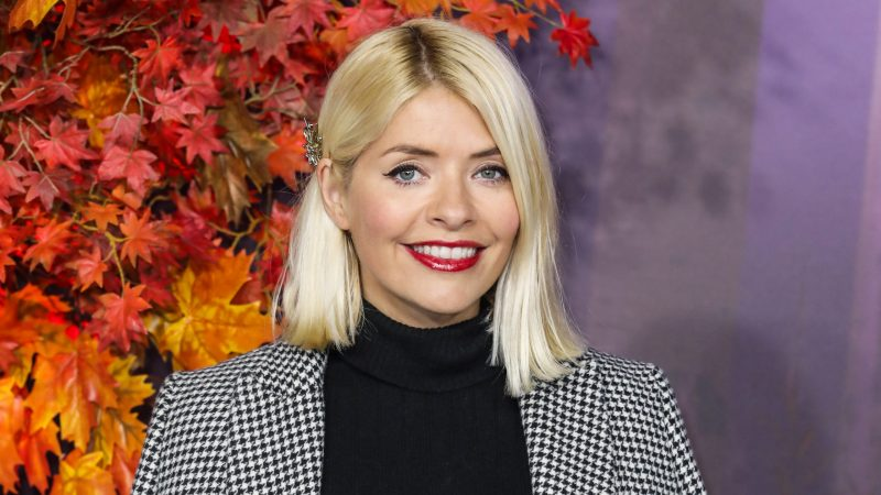 Holly Willoughby relieved as daughter's lost teddy found