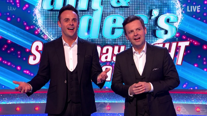 ITV apologises over Ant and Dec's 'offensive' Saturday Night Takeaway sketch