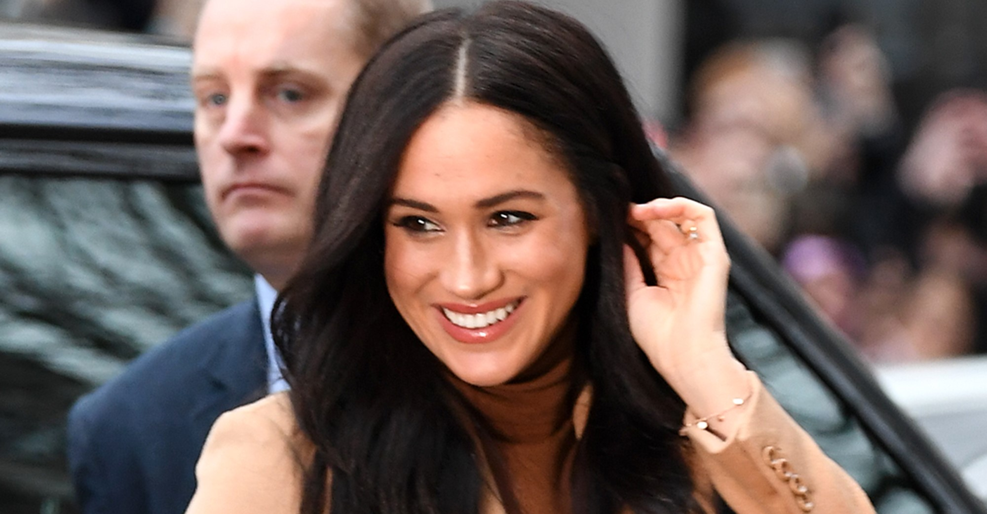 Royal police 'face security heartache as Meghan flies back to UK without Archie'