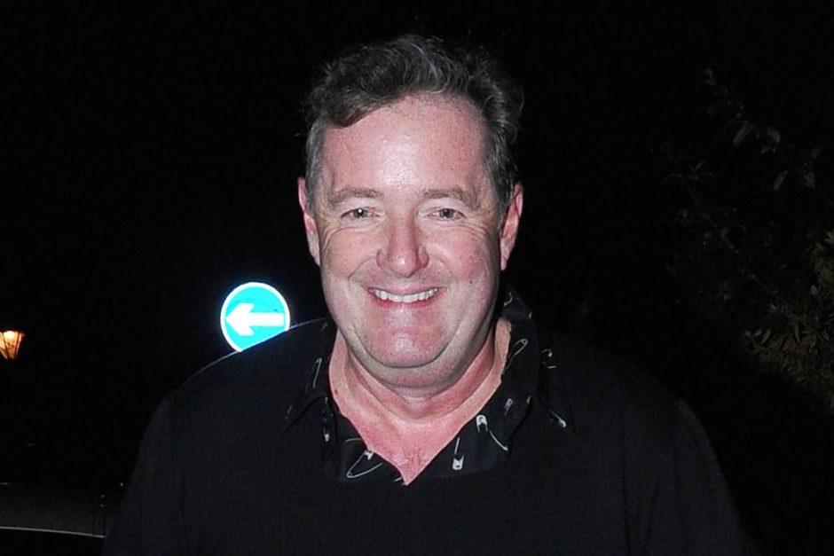 "Piers Morgan sparks feud with broadcaster Jon Snow over ""heroic"" coronavirus isolation"