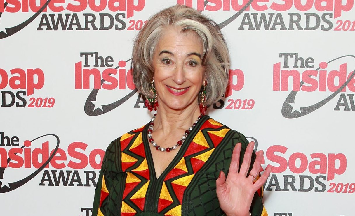 Coronation Street scripts stolen after Maureen Lipman left them in the back of a cab