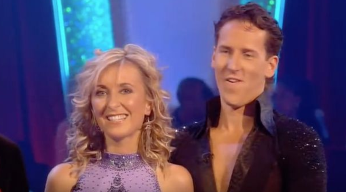 Fiona Phillips says 'not very nice' Brendan Cole's axe from Strictly was karma