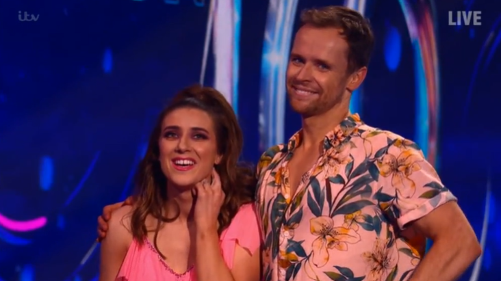 DOI finalist Libby Clegg says rumours show is 'fixed' are 'upsetting'