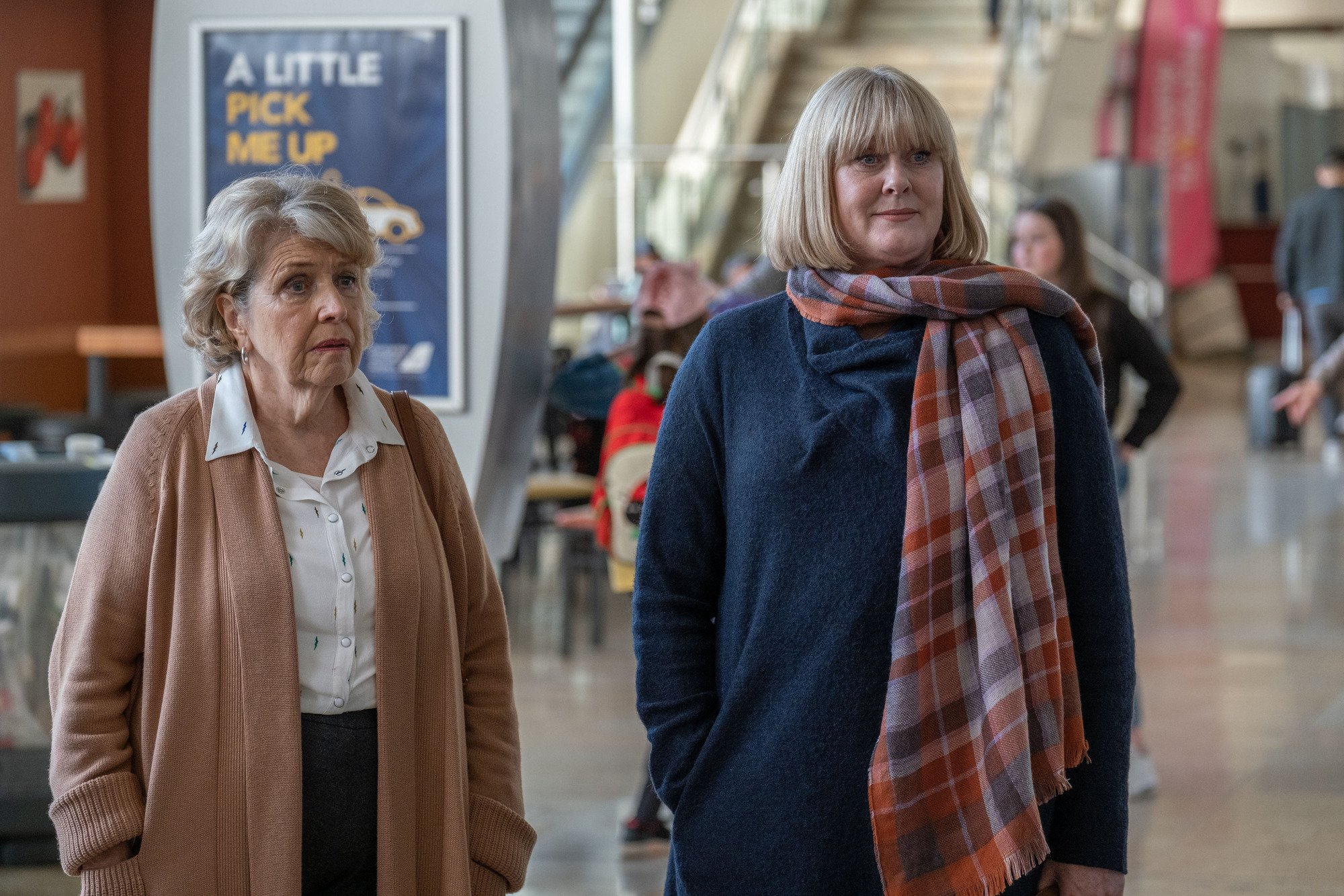 Romance does not go according to plan for Caroline in Last Tango in Halifax