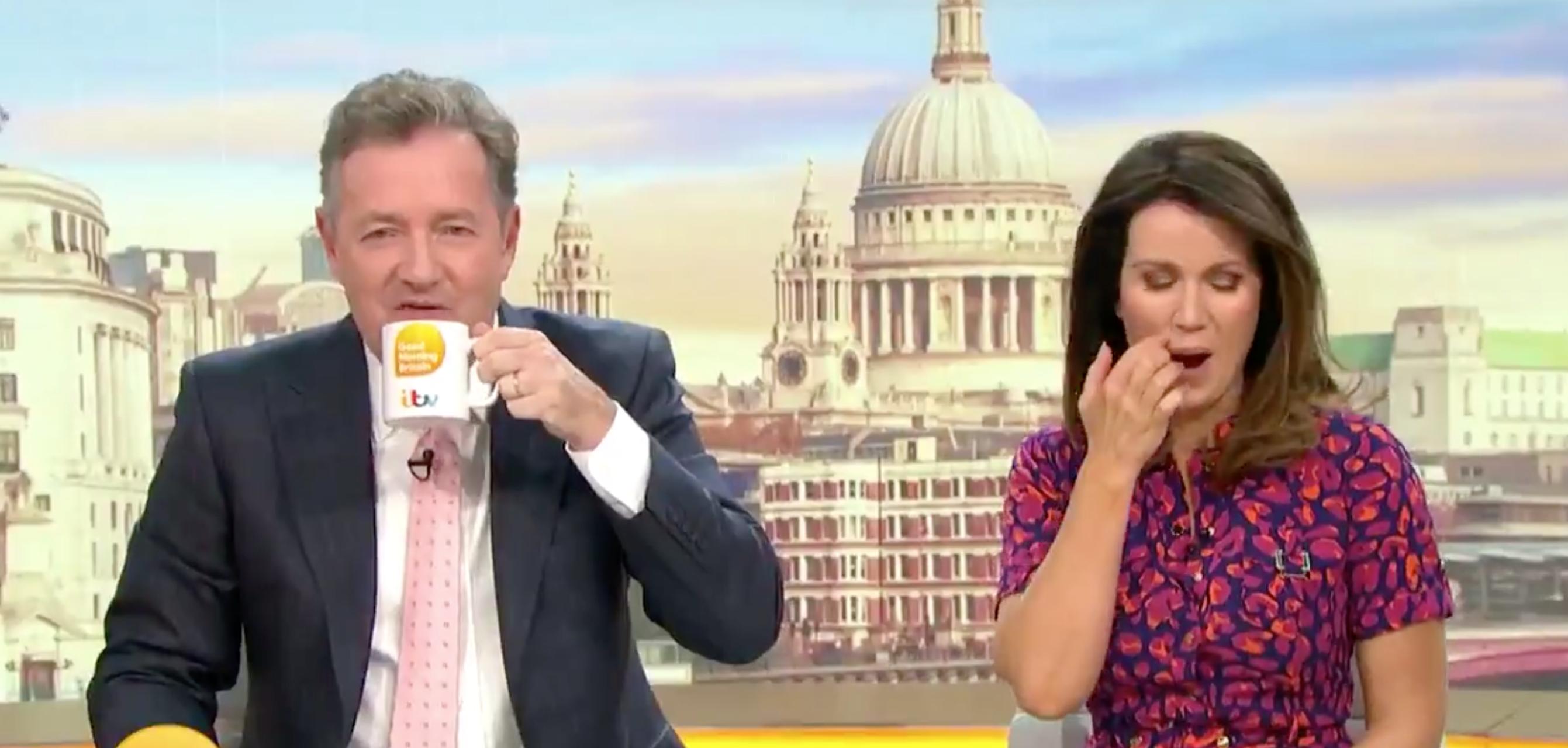 Viewers split as Piers Morgan returns to Good Morning Britain