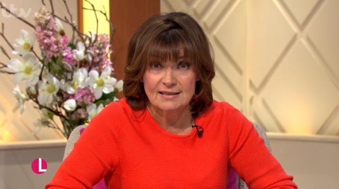 Lorraine Kelly reveals daughter is self-isolating amid coronavirus fears