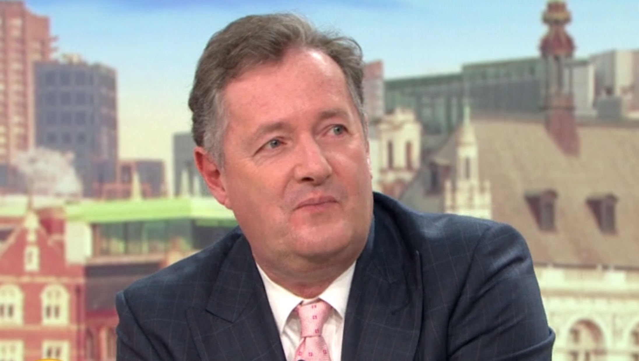 Piers Morgan demands apology from GMB co-star as he gets 'fat-shamed'