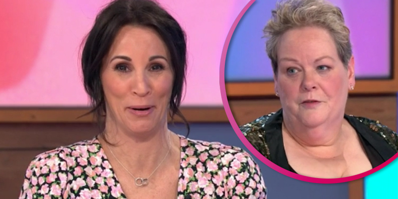 Anne Hegerty 'tells off' Andrea McLean as she lets slip start date of The Chase spin-off show