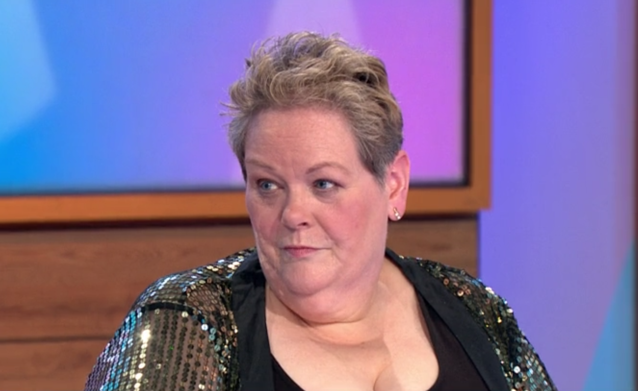 The Chase's Anne Hegerty defends Loose Women after show is slammed for cutting her off