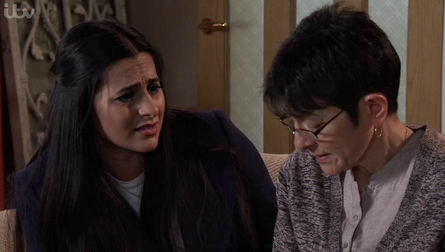 Coronation Street SPOILERS: Alya's actions have 'dangerous consequences for Yasmeen'